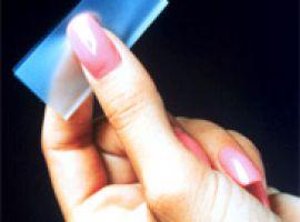 Tránh thai bằng miếng phim mỏng